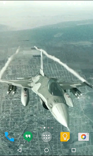 Air Force Live Wallpaper- screenshot thumbnail