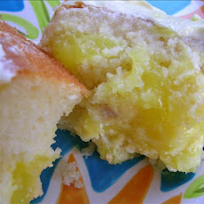 Lemon Pillow Cake
