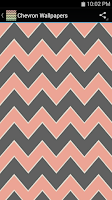 Screenshot of Chevron Wallpapers