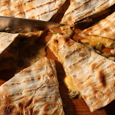Grilled Steak Quesadillas