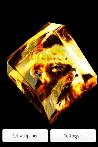 3Dのライオンキング1