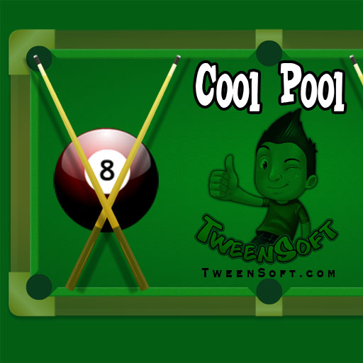 CoolPool LOGO-APP點子