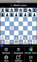 Screenshot of CHESS Classic
