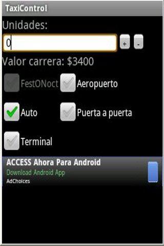 Taxi Control Bogota