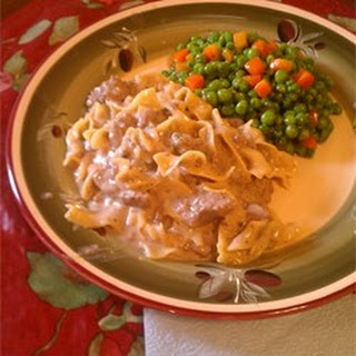 Campbell's Kitchen Classic Beef Stroganoff