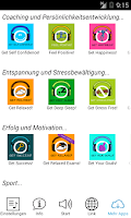 Screenshot of Get Stress-Free! Hypnose