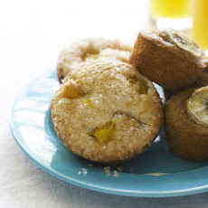 Sugared Mango Muffins Recipe