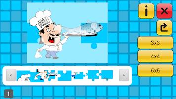Screenshot of Рыба - кулинария и рецепты