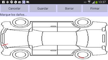 Screenshot of InvesFleetMobile