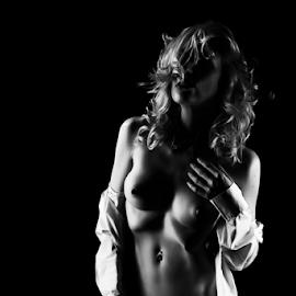 Zara by Adriaan Oosthuizen - Nudes & Boudoir Artistic Nude ( nude, rampix photography, boudoir, fine art, zara watson )