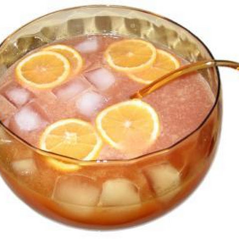 Pink Lemonade Vodka Punch