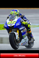Screenshot of Valentino Rossi Clock
