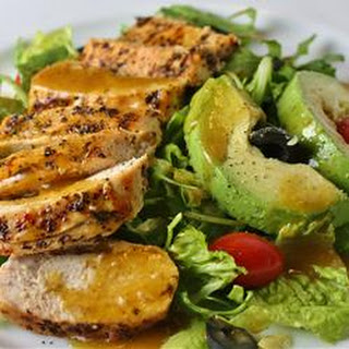 Fab Summer Blackened Chicken Salad