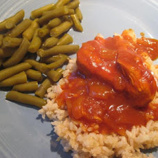 Weight Watchers 4pt. Cola Chicken