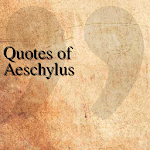 Quotes of Aeschylus APK Image