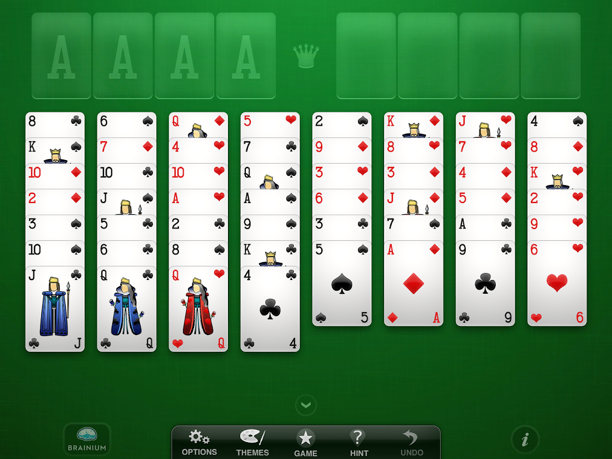 FreeCell Solitaire+ Screenshot 10