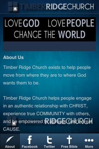 Timber Ridge Church