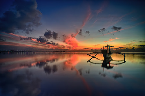 .:: dances with lights ::. by Setyawan B. Prasodjo - Landscapes Cloud Formations