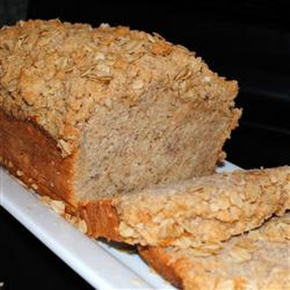 Simply Delicious Banana Crumb Bread