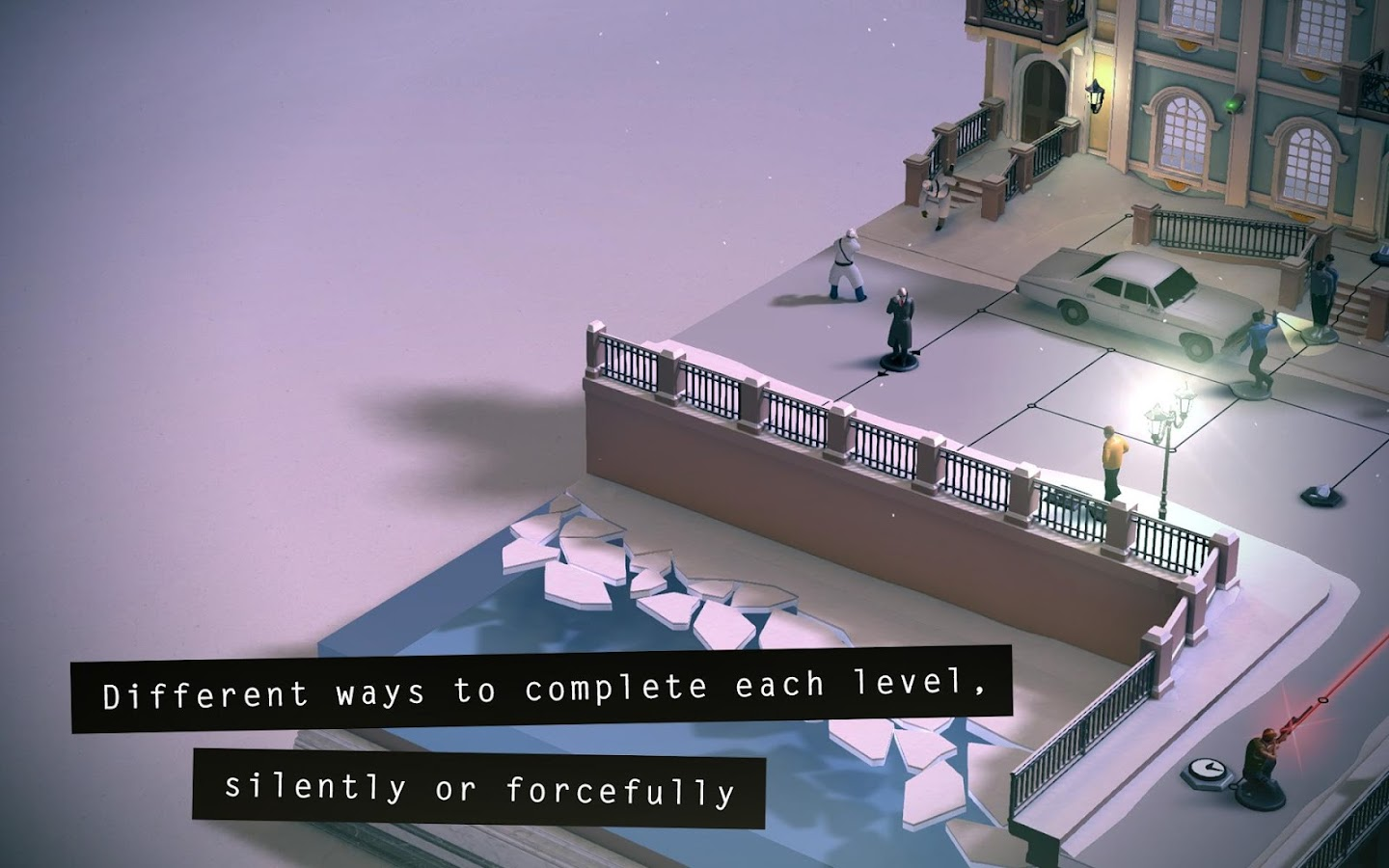 Hitman GO Screenshot 12