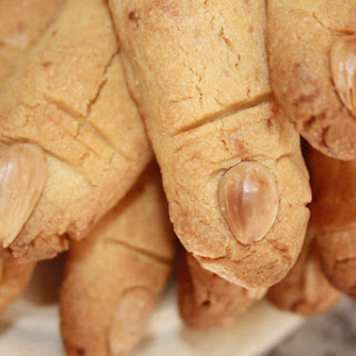 Halloween Fingers Recipes