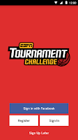 Screenshot of ESPN Tournament Challenge
