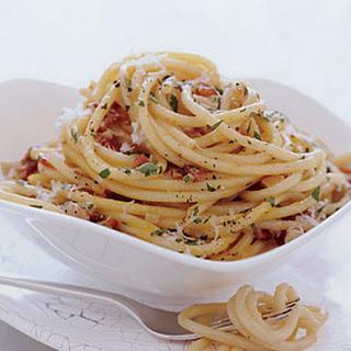 Bucatini Carbonara Recipes