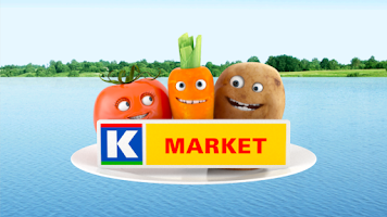 Screenshot of K-marketin Kesäpeli