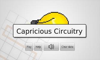 Screenshot of Capricious Circuitry [Free]