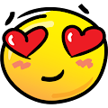 Hand Drawn Smileys for chat APK for Bluestacks