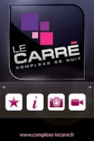 Screenshot of Le Carré Complexe de nuit