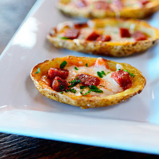 Pizza Potato Skins