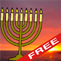 Hanukkah Live Wallpaper Free icon