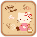 Hello Kitty Antique Theme