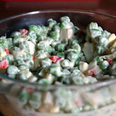 Cold Pea Salad