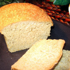 Bread Machine Amaranth and Orange Bread