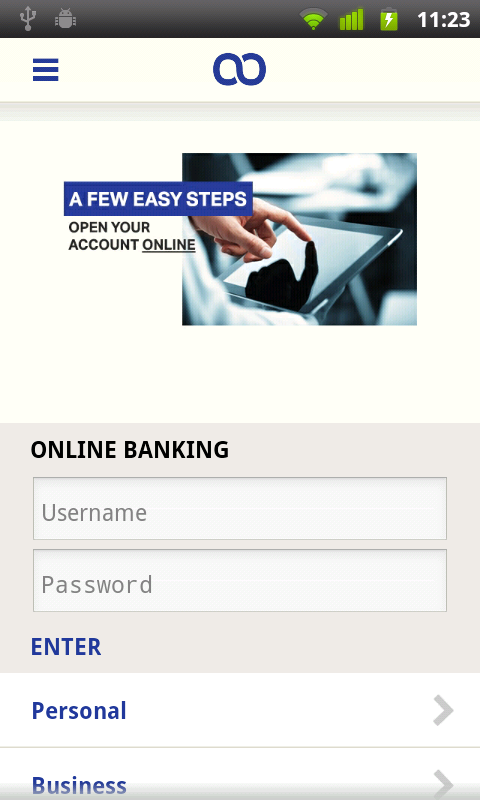 Noor Bank Screenshot 0