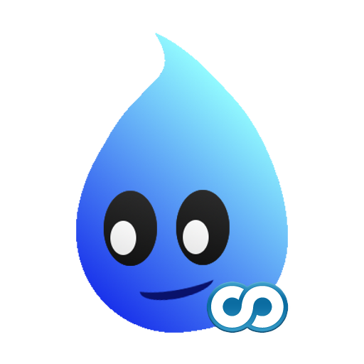 Drippy雨滴(無廣告) 休閒 LOGO-玩APPs