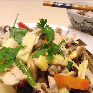 Bamboo Shoots Stir Fry Recipes