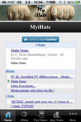 MyIHate