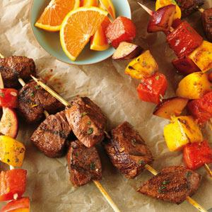 Marinated Beef Kabobs Recipes — Dishmaps
