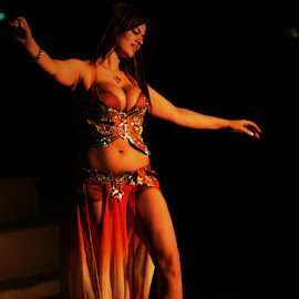 Belly Dance by Hasnain Rizvi - People Musicians & Entertainers (  )