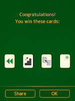 Screenshot of Masters of Solitaire
