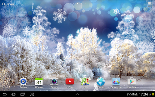 snowfall live wallpaper apk for bluestacks download android apk