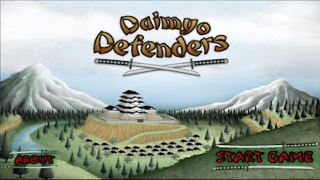 Screenshot of Daimyo Defenders