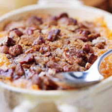 Sweet Potatoes With Pralines