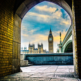 Big Ben by Haddouchi Tarik - City,  Street & Park  Historic Districts ( england, uk, london, big ben, photooftheday )