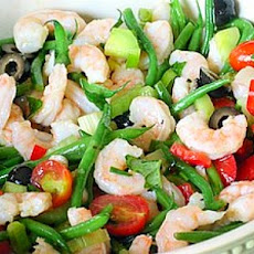 Shrimp & Vegetable Salad