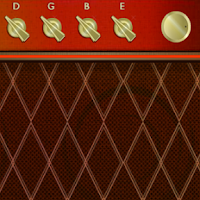Screenshot of Electric Guitar Tuner