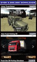 Screenshot of Truck Racing Games